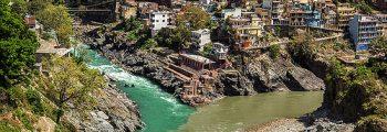 7 days in the Ganges – a longdis-dance swim performance – by Reini Rio Kopp